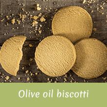Olive oil biscotti Jingilli