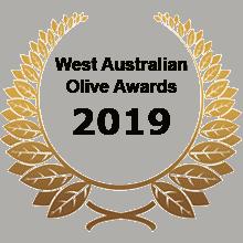 WA Olive Awards 2019 Silver